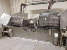 Ribbon Blender - American Process Stainelss Steel Ribbon Blender, 215 CuF - Loc: NJ | Rig Fee: $3500