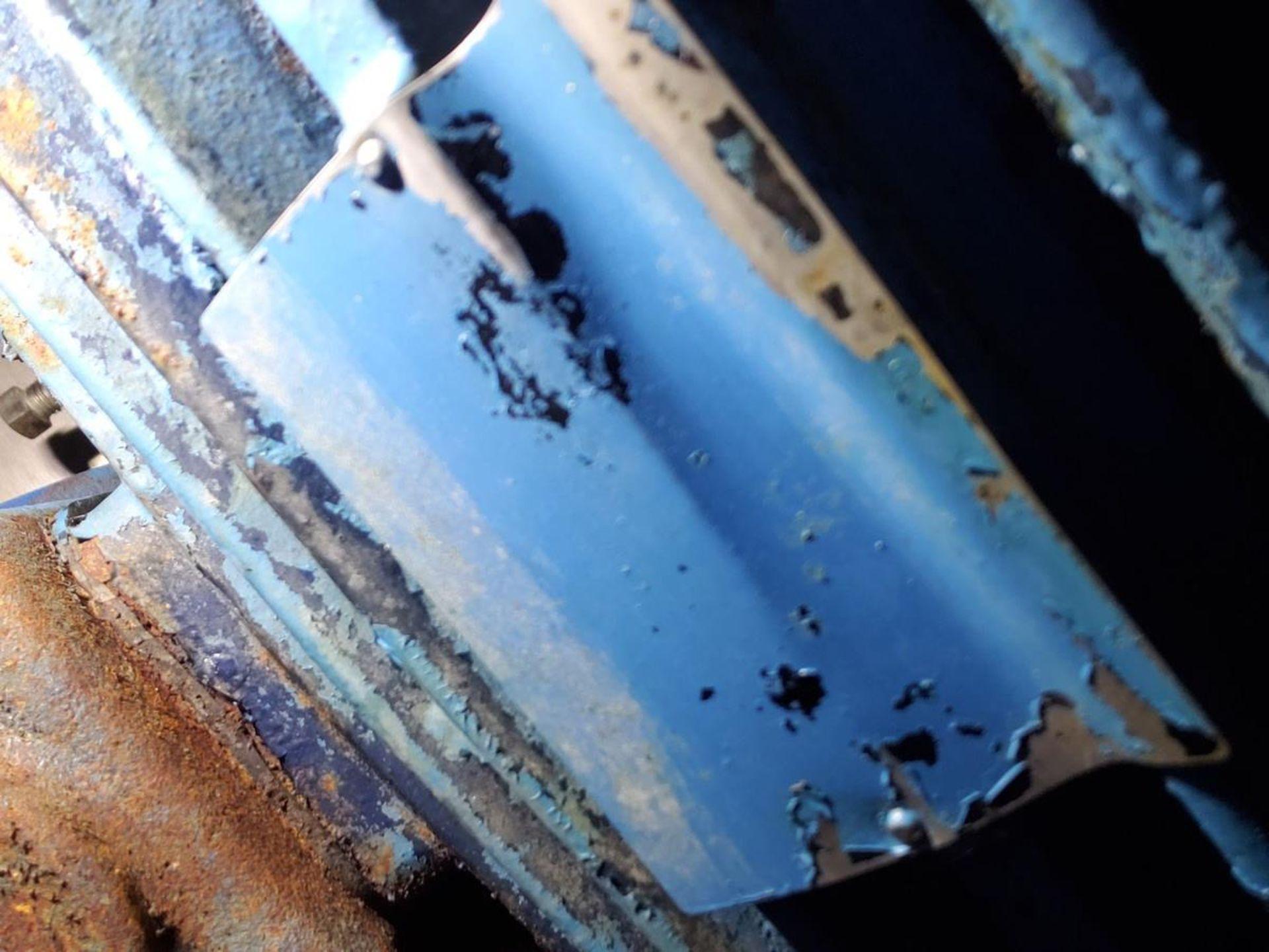 Lot 3 - Ribbon Blender - Stainless Steel Ribbon Blender, Approximately 80 CuFt 46 - Loc: NJ | Rig Fee: $3500