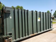 40 Yard Compactor Bin - Loc: NJ | Rig Fee: $350