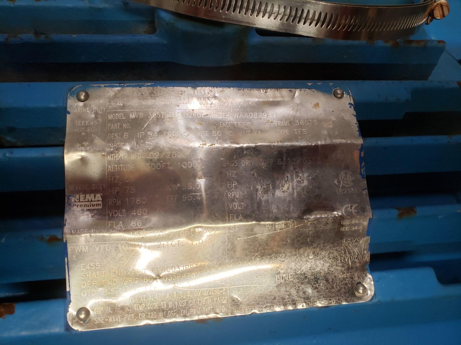 Lot 1 - Ribbon Blender - American Process Stainelss Steel Ribbon Blender, 215 CuF - Loc: NJ   Rig Fee: $3500