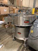 Kason Stainless Steel Vibratory Sifter - Loc: NJ | Rig Fee: $125