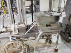 Ribbon Blender - Lee Industries 25 Gallon Scraped Surfaced, Jacketed Ribb - Loc: NJ | Rig Fee: $100