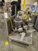 APV Tri Powder Blender, 15 HP - Loc: NJ | Rig Fee: $50