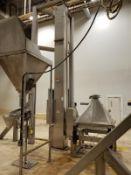 Meto 2,000 lb. Rotating Trough Lift/Dump Tower, M# M5444-42, S/N 7612, Al - Loc: NJ | Rig Fee: $2500