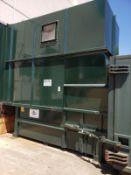 Sebright Products Hydraulic Waste Compactor, M# SSC4660-2-6, S/N 04058453 - Loc: NJ | Rig Fee: $850