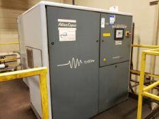Atlas Copco 40 HP Rotary Screw Air Compressor, M# GA30VSO, S/N AII355161 - Loc: NJ | Rig Fee: $800