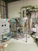 GEA NIRO Bowen Spray Dryer, Plant Size - BLSA, Tag# 42-001, W/ Sly Pulse - Loc: NJ | Rig Fee: $500