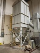 Air Pulse Bag House/Dust Collector, W/ 20 HP Blower - Loc: NJ | Rig Fee: $1500