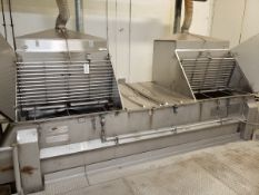 Ribbon Blender - American Process Systems Stainless Steel Ribbon Blender, - Loc: NJ | Rig Fee: $3500