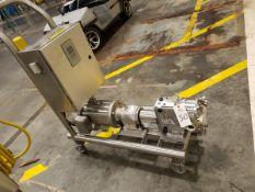 SPX Positive Displacement Pump Skid, M# 030 U2, S/N 1000003179238 - Loc: NJ | Rig Fee: $50