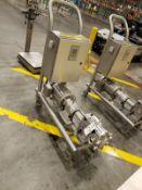 SPX Positive Displacement Pump Skid, M# 030 U2, S/N 1000003170263 - Loc: NJ | Rig Fee: $50