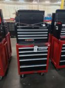 Husky Top & Craftsman Bottom Tool Chests, W/ Contents, (See Additional Pictures) Rig Fee: $25