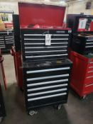 Craftsman Top & Uline Bottom Tool Chests, W/ Contents, (See Additional Pictures) Rig Fee: $25
