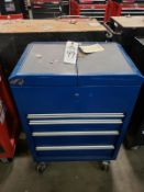 Kobalt Bottom Tool Chest, W/ Contents, (See Additional Pictures) Rig Fee: $25