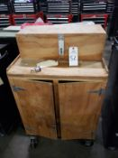 Top & Bottom Tool Chest, W/ Contents, (See Additional Pictures) Rig Fee: $25