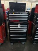 Husky Top & Uline Bottom Tool Chests, W/ Contents, (See Additional Pictures) Rig Fee: $25