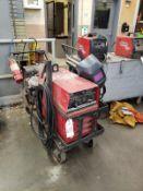 Lincoln Weldanpower 225 G7 Welder, M# WP225G7, S/N A1133979 Rig Fee: $50