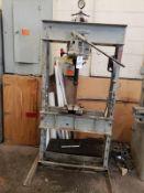 Dake H-Frame Press, M# 50H, S/N 163445 Rig Fee: $50