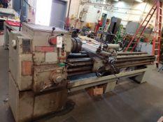 12' Turn-Nado Engine Lathe, Cat# CL170H Rig Fee: $300