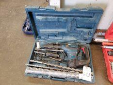 Bosch Rotary Hammer, M# RH540M Rig Fee: $10