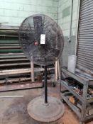 Pedestal Fan Rig Fee: $25