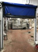 Raynor Rollling (Garage) Door, Automatic Open and Close System, Missing Cover   Rig $ See Desc