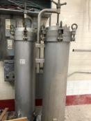 Funke Filter 2-Stage Water Filter   Rig $ See Desc