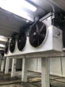 Howe Evaporator, Model RF-3648, With 4 Fans   Rig $ See Desc