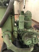 Sullair LS-20 Air Compressor, 100 HP   Rig $ See Desc