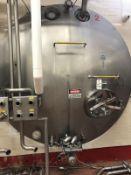 Cherry Burrell 3,000 Gallon Stainless Steel Horizontal Tank, S/N 30GHWS863274   Rig $ See Desc