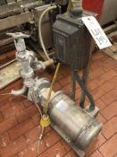 Fristan Centrifugal Pump, 5 HP   Rig $ See Desc