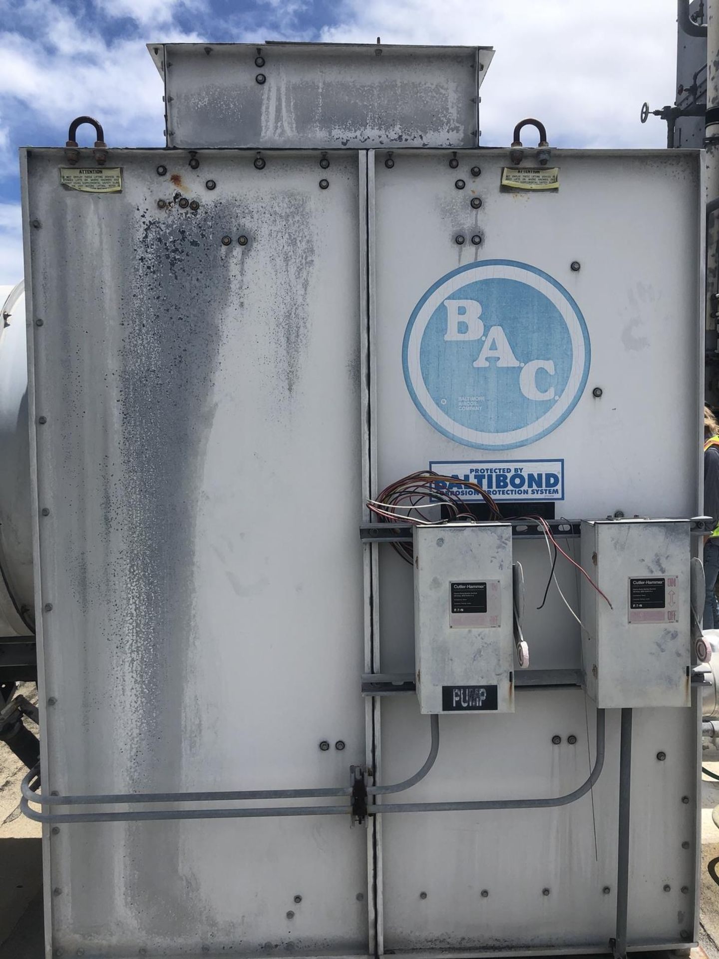 Lot 126 - Baltimore Aircoil Cooling Tower | Rig $ See Desc