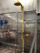 Bradley Chemical Wash Station, With Eye Rinse Station   Rig $ See Desc
