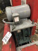 (2) DCC Floor Conveyor Drive, 5 HP   Rig $ See Desc
