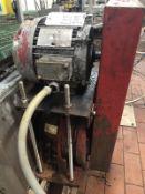 Edmeyer Knee High Conveyor Drive, 3 HP   Rig $ See Desc