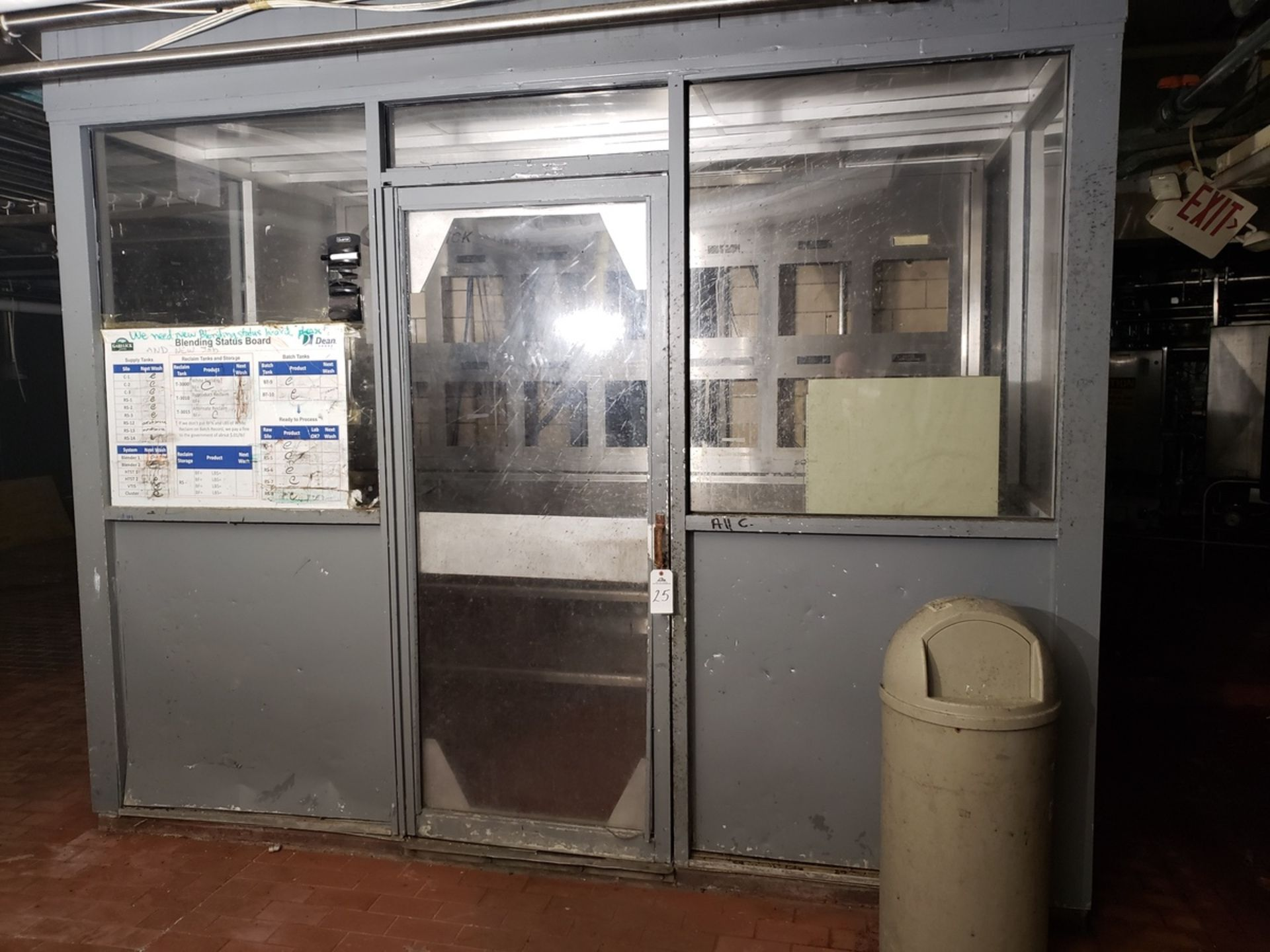 Lot 25 - Garelick Control Shed | Rig Fee: $1800