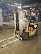Komatsu 3,500 lb. Forklift, M# FB25SH-3, S/N 16492, | Rig Fee: $250