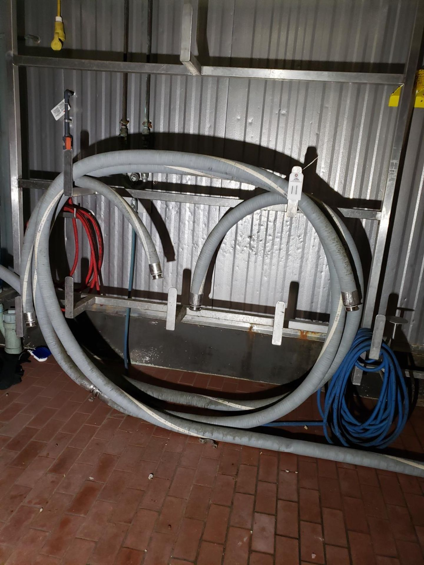 "Lot 11 - Lot of 2"" Sanitary Hoses"