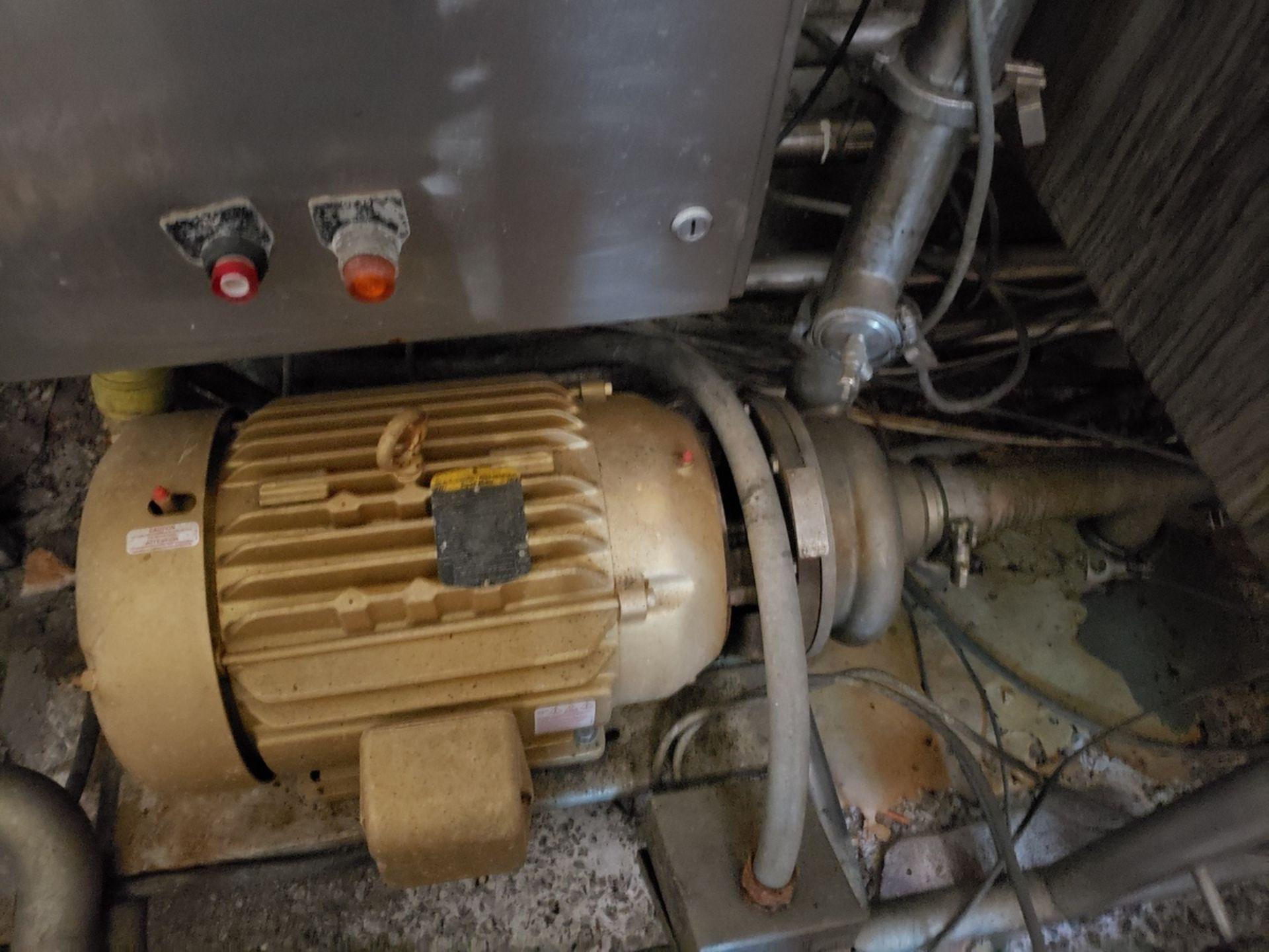 Lot 5 - Klenzade CIP Skid, W/ Heat Exchanger, Ref. ID 0173