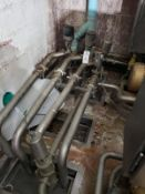 Lot of Sanitary Pipe, Valves & Fittings | Rig Fee: $750