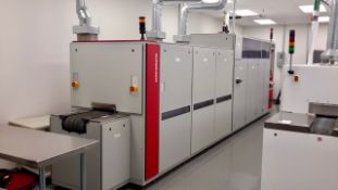 2011 Centrotherm Drying Oven Model DO-FF-8.600-300, S/N 1_62226.28 with Simatic HMI | Rig Fee: $2400