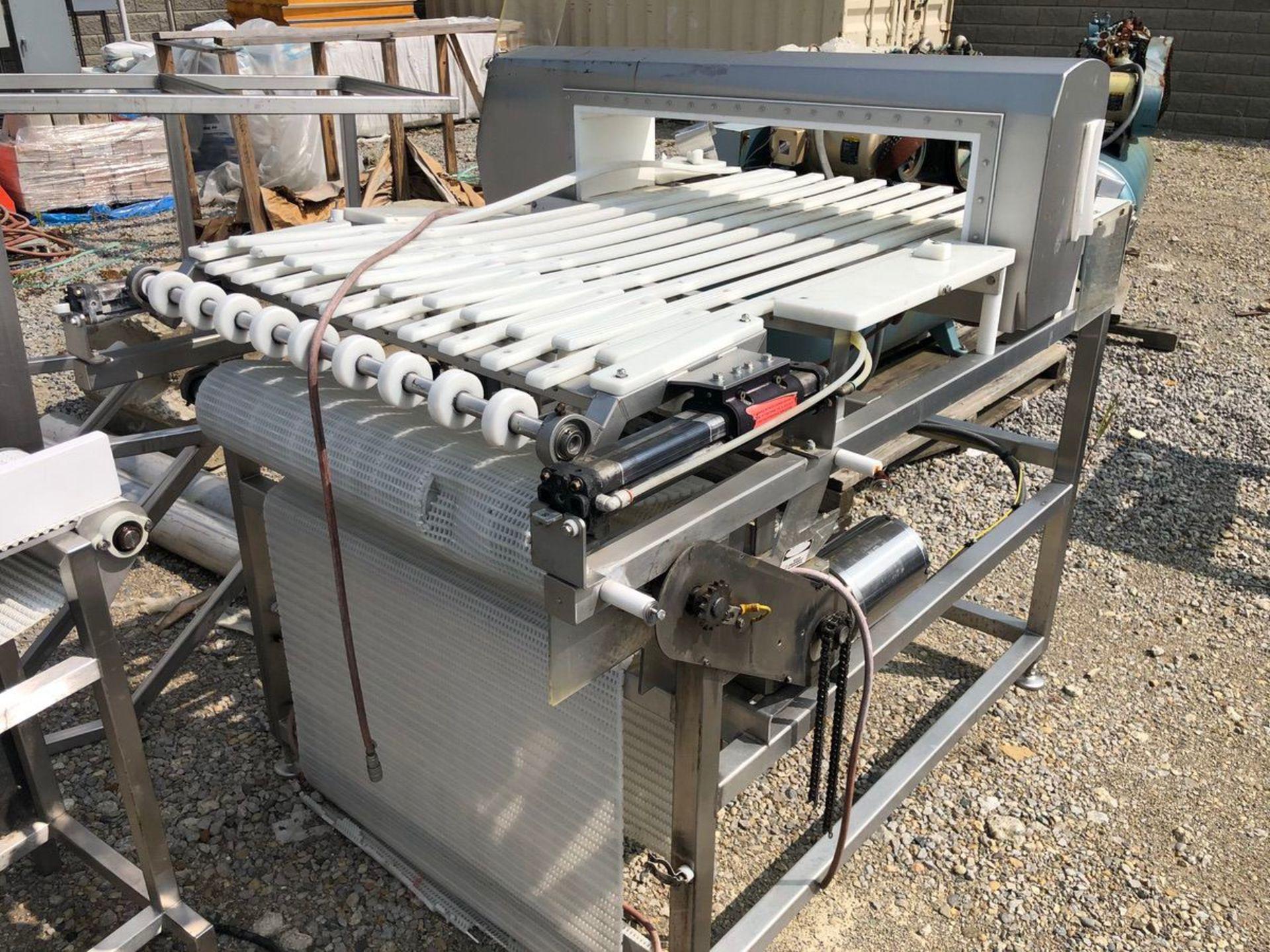 Safeline PowerPhasePro Metal Detector, Approx Aperture 36in W x 7in C | Rig Fee: $150 See Full Desc - Image 4 of 4