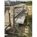 Custom Pipe rack, 10ft Long   Rig Fee: $150 See Full Desc