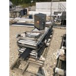 Conveyor line (New) with Motor, Approx 20in W x 14ft Long   Rig Fee: $150 See Full Desc