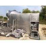 2004 CFS Model TR6 6,600 Lb Front Loading Stainless Steel Vacuum Tumb   Rig Fee: $750 See Full Desc