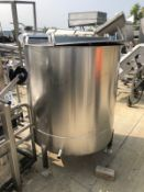 Stainless Steel Tank, Approximately 300 Gallons | Rig Fee: $150 See Full Desc