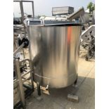 Stainless Steel Tank, Approximately 300 Gallons   Rig Fee: $150 See Full Desc