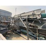 Overhead conveyor, Approx 2ft Belt x 32ft L   Rig Fee: $250 See Full Desc