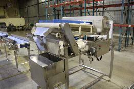 """Mettler Toledo Safeline Metal Detector, 40"""" x 3 3/4"""" Aperture, 3"""" Above Conveyor,   Rig Fee: $250"""