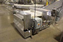 """Mettler Toledo Safeline Metal Detector, 40"""" x 7"""" Aperture, 6"""" Above Conveyor, 40""""   Rig Fee: $250"""